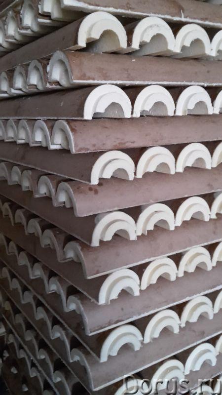 Скорлупа ППУ для теплоизоляции труб любого диаметра и назначения - Материалы для строительства - Ско..., фото 1